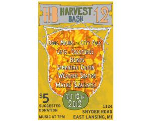 Harvest Bash